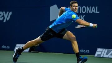 ATP w Toronto: Porażka Huberta Hurkacza w ćwierćfinale. Daniił Miedwiediew za mocny
