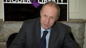 Damian Green pierwszym sekretarzem stanu w rządzie May