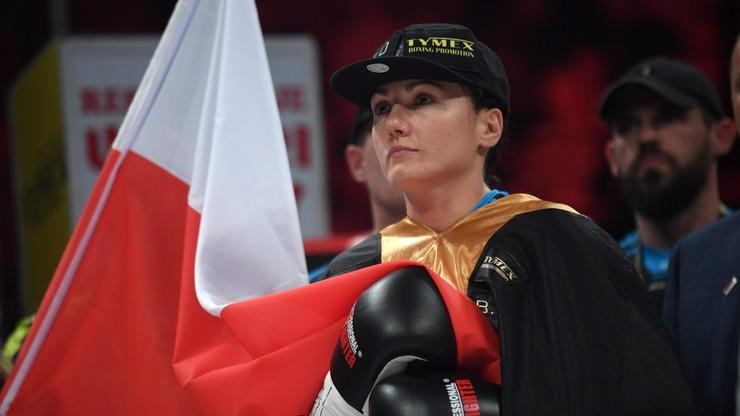Siostra byłego mistrza świata rywalką Brodnickiej w walce o pas