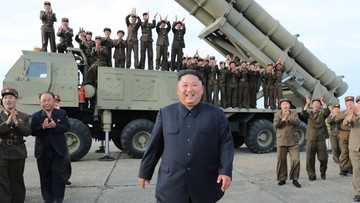 Zdjęcia satelitarne sugerują, że Korea Północna buduje nowy okręt podwodny