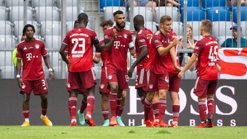 Bayern Monachium - Borussia Moenchengladbach. Transmisja TV i stream online