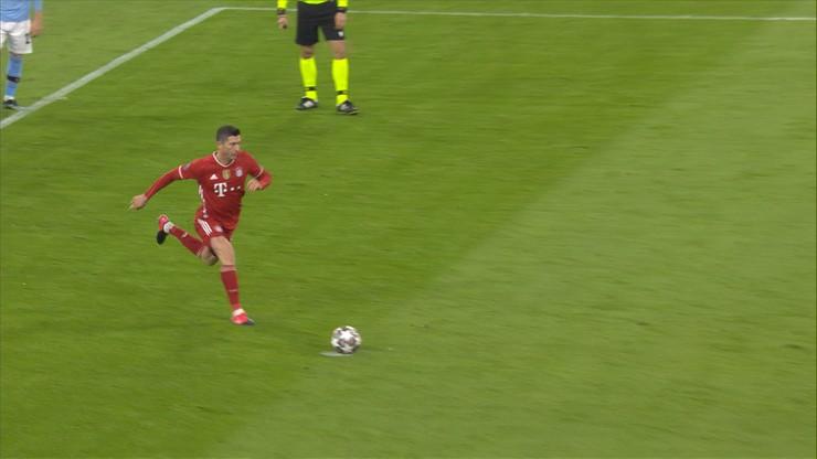 Liga Mistrzów: Gol Lewandowskiego w meczu z Lazio! (WIDEO)