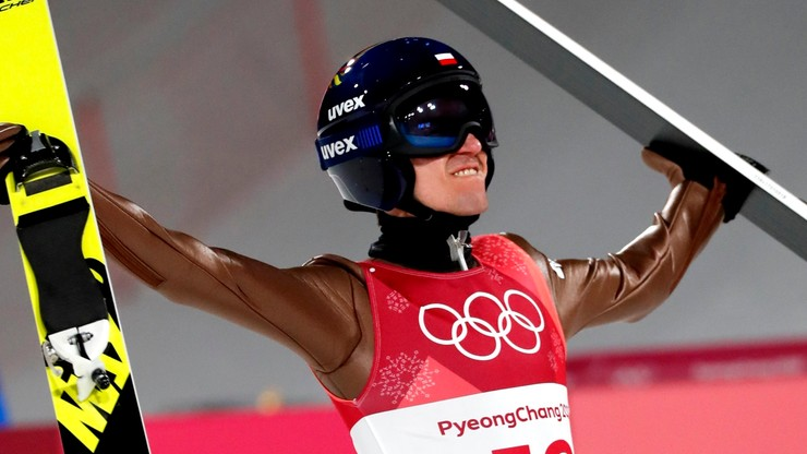 Pjongczang 2018: Wiatr zabrał nam medale na skoczni normalnej, dał złoto Stocha na dużej