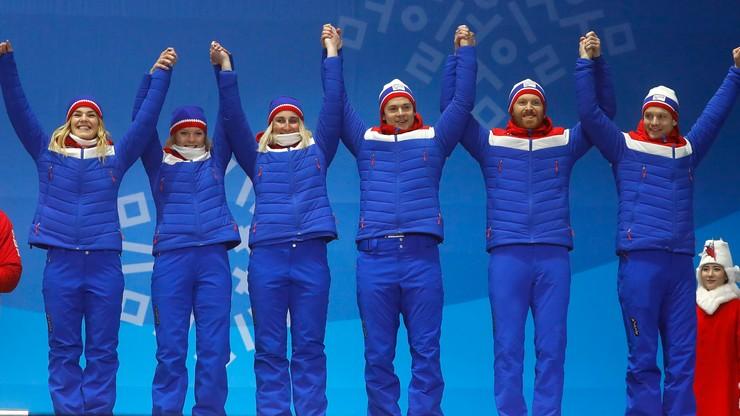 Pjongczang 2018: Norwescy olimpijczycy otrzymują za medale tylko... tort