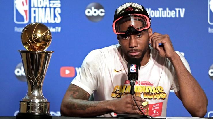 NBA: Leonard zabójcą królów