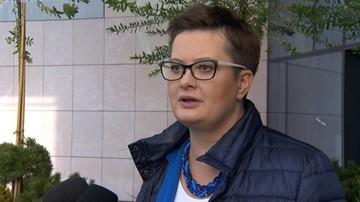 """Lubnauer: kandydaturę Trzaskowskiego można określić jako """"pewien falstart"""""""