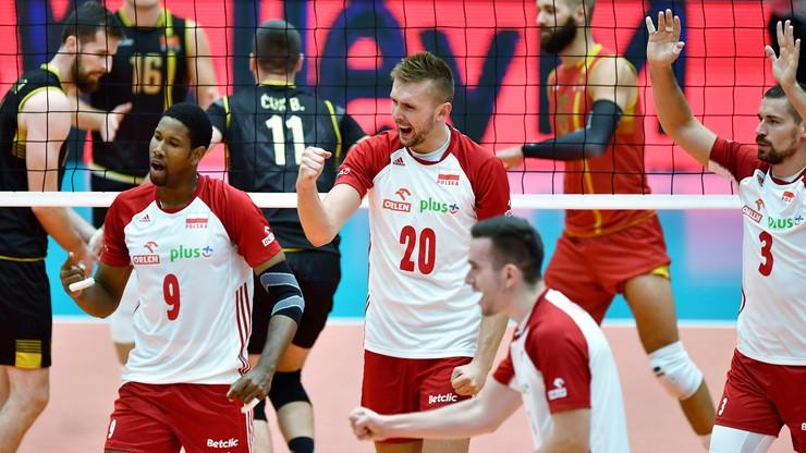 3:0 dla Polski w meczu z Czarnogórą. Nasi siatkarze mają pewny awans do 1/8 finału