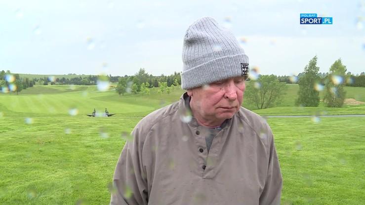 Materna: Golf to świetny pomysł na spędzanie wolnego czasu