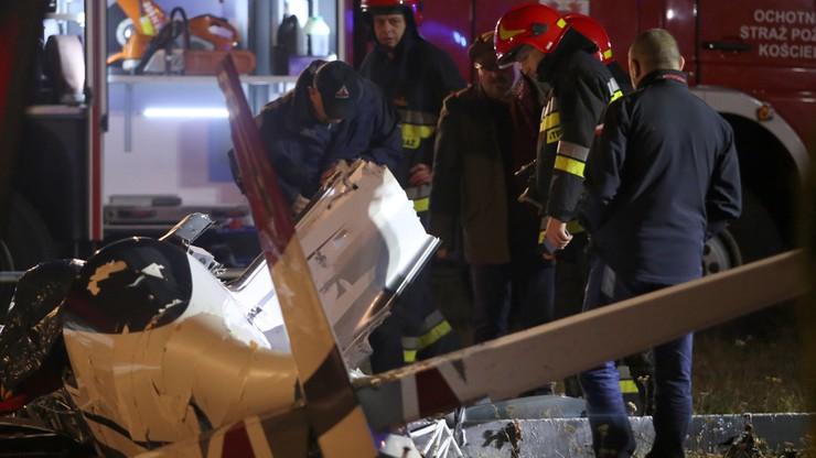 Rozbił się samolot akrobacyjny pod Częstochową. Dwie osoby nie żyją