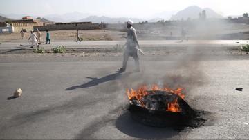68 ofiar śmiertelnych zamachu samobójczego w Afganistanie