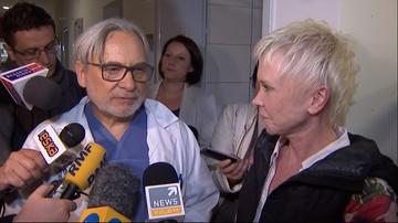 Operacja córki Ewy Błaszczyk. Od 16 lat dziewczyna jest w śpiączce
