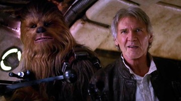 Efekt Gwiezdnych Wojen. Disney pochwalił się rekordowym zyskiem
