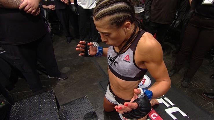 Jędrzejczyk: Zostanę najlepszą kobietą w historii MMA