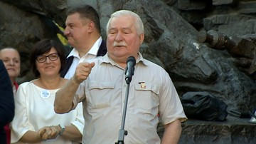 Wałęsa w liście do The Rolling Stones: w Polsce dzieją się złe rzeczy