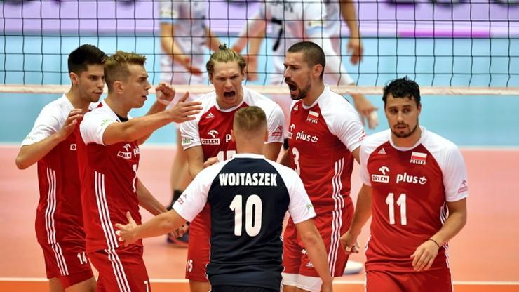 """Polscy siatkarze wygrali pierwszy mecz mistrzostw Europy. """"Trochę niepewności było"""""""