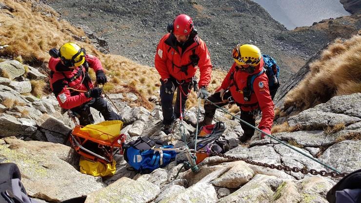 Pod Rysami odnaleziono ciało poszukiwanego turysty