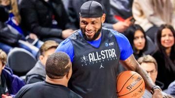 Mecz Gwiazd NBA, czyli 70-latek ciągle szukający odmiany