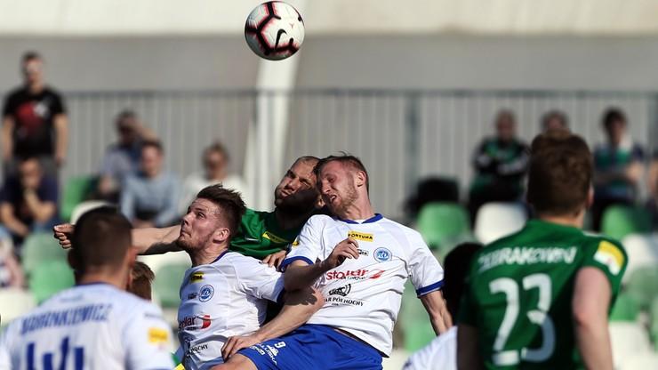 Fortuna 1 Liga: Poważne wyzwanie dla Wigier. Starcie z Puszczą to więcej niż mecz