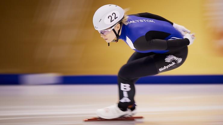MP w short tracku: Natalia Maliszewska i Rafał Anikiej z dwoma złotymi medalami