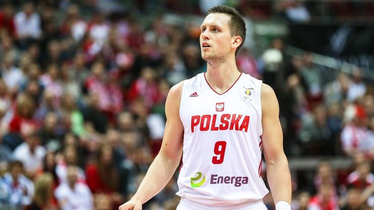 Gospodarze za mocni. Porażka polskich koszykarzy w Pradze