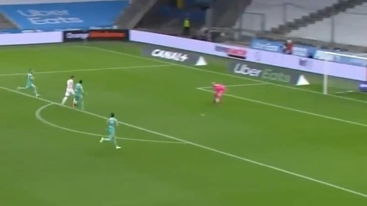 Ligue 1: Hat-trick Arkadiusza Milika dał wygraną Marsylii (WIDEO)