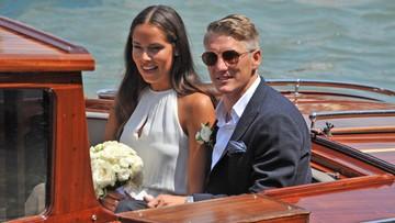 Ana Ivanovic i Bastian Schweinsteiger wzięli ślub w Wenecji