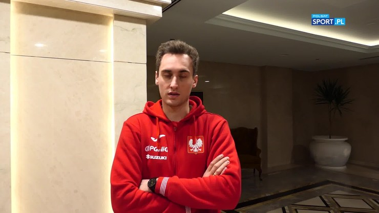 Adam Morawski: Chcemy jak najlepiej zakończyć te mistrzostwa