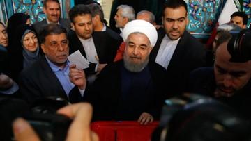 Irańczycy wybierają prezydenta. Rozpoczęło się głosowanie