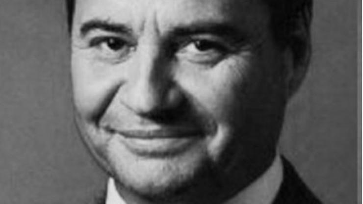 Zmarł były prezydent Łodzi Marek Czekalski