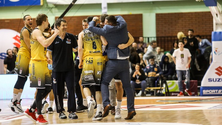 ARGED BM Slam Stal Ostrów Wlkp. pewny gry w FIBA Europe Cup