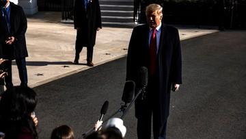 Izba Reprezentantów wezwała Mike'a Pence'a do usunięcia Donalda Trumpa