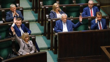 Sejm przeciwko podwyższeniu dodatku solidarnościowego. Poprawki Senatu odrzucone