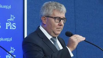 Czarnecki o braku wizyty Macrona w Polsce: to klasyczna taktyka negocjacyjna