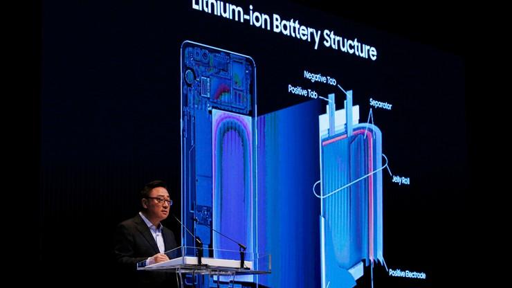 Samsung: baterie przyczyną przegrzewania i zapalania Galaxy Note 7