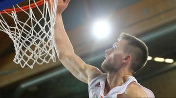 Euroliga: Wygrana Zenita w Tel Awiwie. Dobry mecz Mateusza Ponitki
