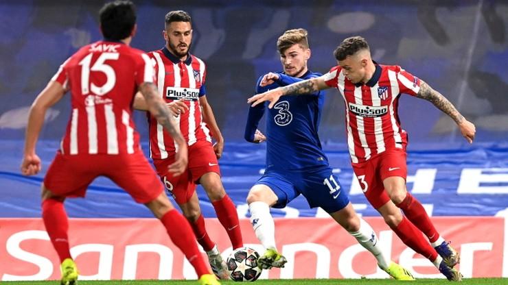 Liga Mistrzów: Chelsea - Atletico Madryt. Skrót meczu (WIDEO) - Polsat Sport
