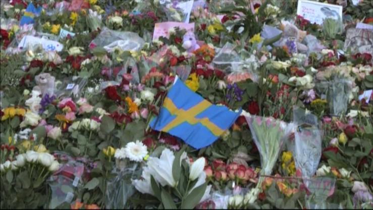 Do pięciu wzrosła liczba ofiar śmiertelnych zamachu w Sztokholmie