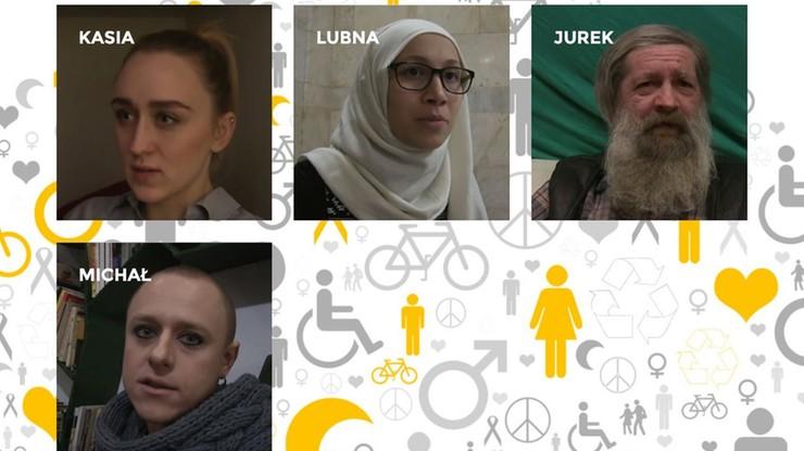Bezdomny, muzułmanka, osoba transgender, i z HIV. Poznaj historie wykluczonych