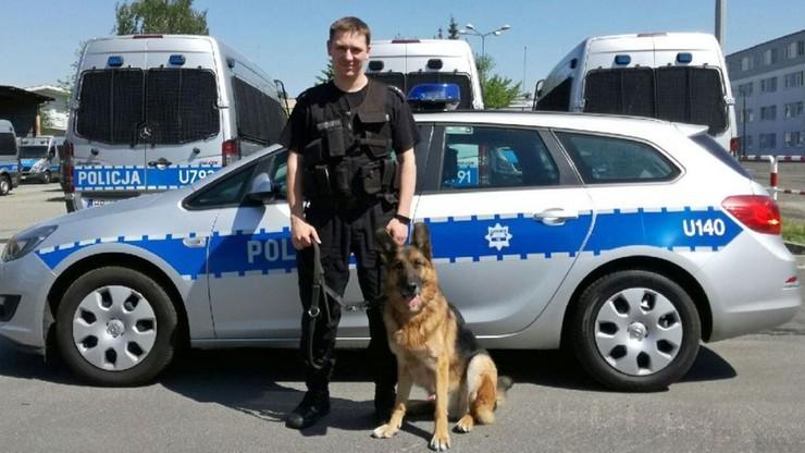 Policjanci z Poznania znów eskortowali rodzącą do szpitala