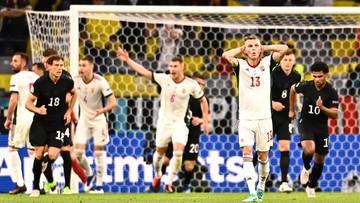Euro 2020: Niemcy - Węgry. Cztery gole i awans piłkarzy Loewa