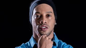 Milionowe długi Ronaldinho. Piłkarz ma na koncie 5 funtów