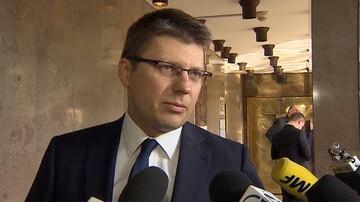 """Wiceminister sprawiedliwości krytykuje prezydencką ustawę o KRS. """"Nie ma zasady jeden poseł, jeden głos"""""""