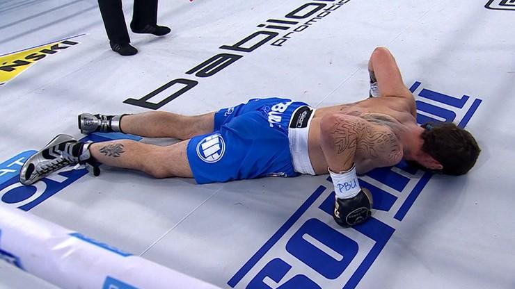 Babilon Boxing Show: Krzysztof Włodarczyk przegrał przed czasem! Poddał go narożnik (WIDEO)