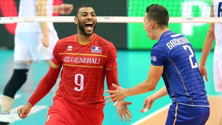 Liga Narodów: Francja – Brazylia. Transmisja w Polsacie Sport