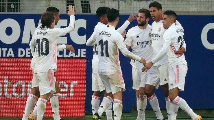 La Liga: Wymęczone zwycięstwo Realu w meczu z ostatnią drużyną w tabeli