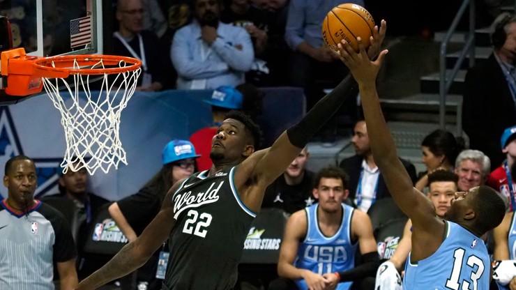 NBA: Amerykanie lepsi od Reszty Świata w Charlotte