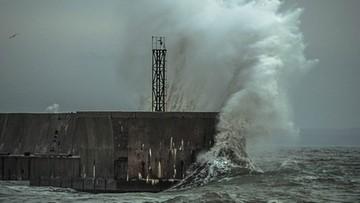 10 stopni w skali Beauforta w Holandii. W Polsce pogoda podzieliła regiony