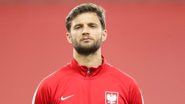 Bartosz Bereszyński: Marzyłem, by zagrać przeciwko Anglii na Wembley