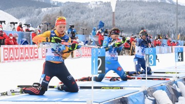PŚ w biathlonie: Polki 13. w sztafecie. Triumf Norweżek