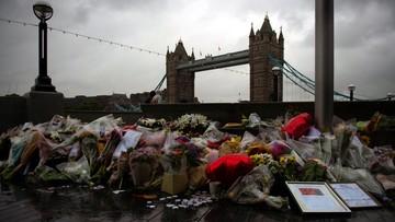Ósma ofiara zamachu w Londynie. Ciało wyłowiono z Tamizy